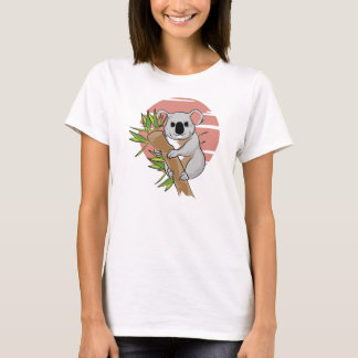 Het Overhemd van de koala T Shirt