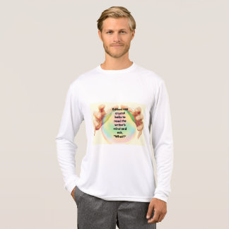 Het Overhemd van de Kristallen bol van de Sweater