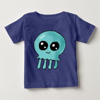 Het overhemd van de Kwallen van Chibi Baby T Shirts