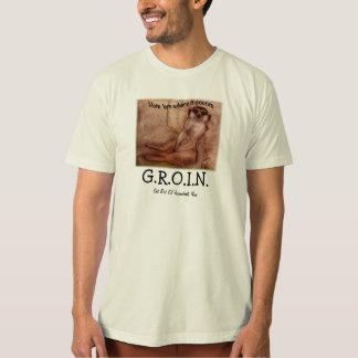 Het overhemd van de LIES met prairiehond T Shirt