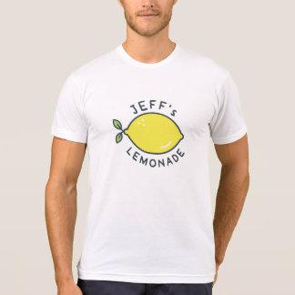 Het Overhemd van de Limonade van Jeff T Shirt