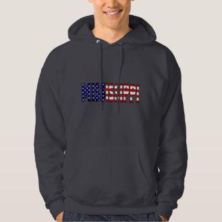 Het Overhemd van de Mississippi Hoody