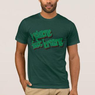 Het Overhemd van de Onwetendheid van het Voer van T Shirt