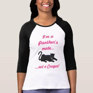 Het Overhemd van de Partner van de panter T Shirt