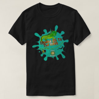 Het Overhemd van de Sleutels van Florida T Shirt