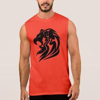 Het Overhemd van de Spier van de leeuw T Shirt