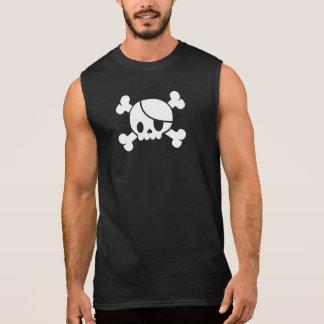Het Overhemd van de Spier van de Schedel van het T Shirt