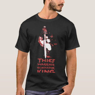Het Overhemd van de strijder T Shirt