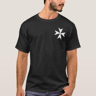 Het Overhemd van de Strijdkreet van Hospitaller T Shirt