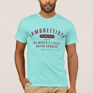 Het Overhemd van de Tekst van Blog van T Shirt