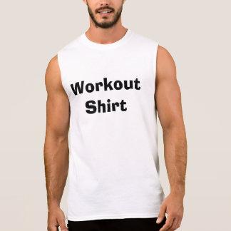 Het Overhemd van de training T Shirt