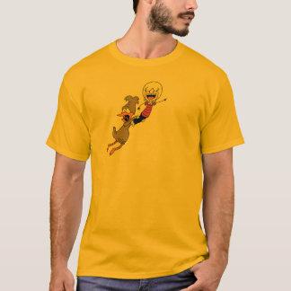 Het Overhemd van de Uil Sean en Senor T Shirt