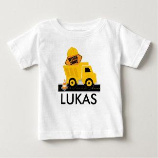 Het Overhemd van de Verjaardag van de Streek van Baby T Shirts