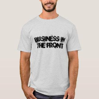 Het overhemd van de Verticale raamstijl T Shirt