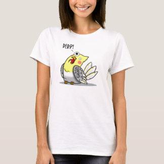 Het Overhemd van de Vogel van Derp T Shirt