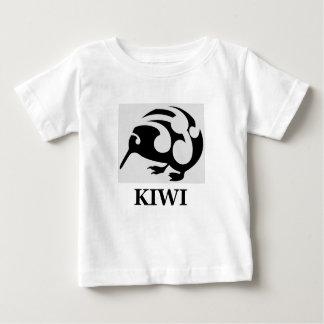 Het overhemd van de Vogel van Nieuw Zeeland van de Baby T Shirts