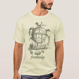 Het Overhemd van de vrijdenker T Shirt