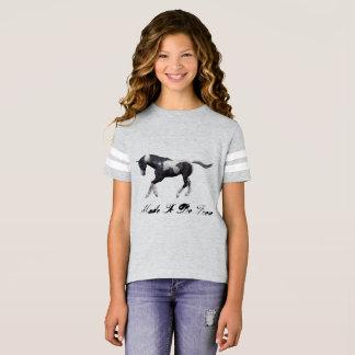 Het Overhemd van de Vrijheid van het meisje T Shirt