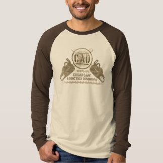 Het overhemd van de Wanorde van de Verslaving van T Shirt