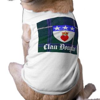 Het Overhemd van Douglas Doggie van de clan! T-shirt