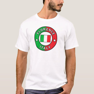 Het Overhemd van Florence Italië T Shirt