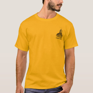 Het Overhemd van Genghis Khan/Mongols T Shirt