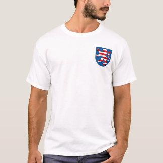 Het Overhemd van Hessen T Shirt