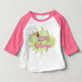 Het Overhemd van het Baby van de Harten van de Baby T Shirts
