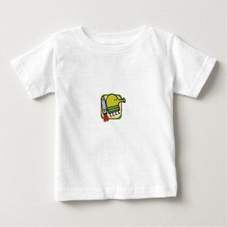 Het Overhemd van het Baby van de Sprong van de Baby T Shirts