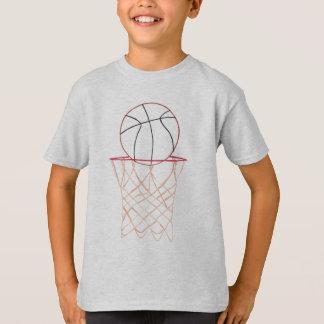 Het Overhemd van het Basketbal van de Tekening van T Shirt