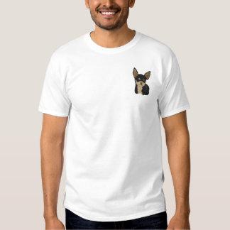 Het Overhemd van het Borduurwerk van de Kunst van