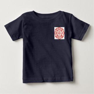 Het Overhemd van het Brandweerkorps van de peuter Baby T Shirts