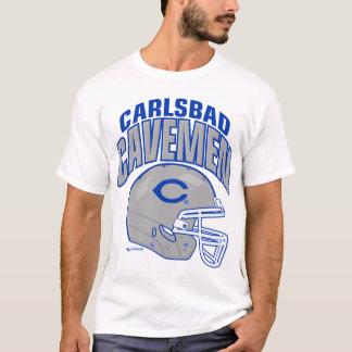 Het Overhemd van het Football van de Holbewoners T Shirt