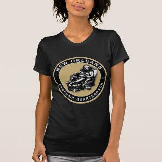 Het Overhemd van het Football van de Strateeg van T Shirt