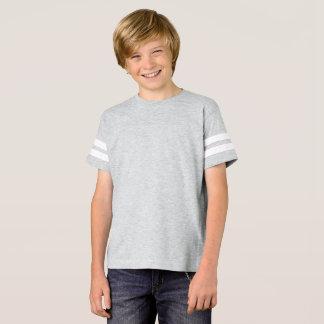 Het Overhemd van het Football van jongens T Shirt