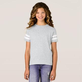 Het Overhemd van het Football van meisjes T Shirt