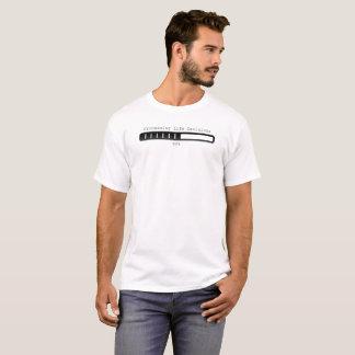 Het overhemd van het levensbesluiten van de t shirt