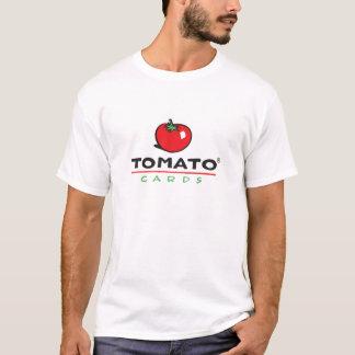 Het Overhemd van het Logo van de tomaat T Shirt