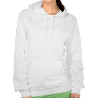 Het Overhemd van het Mamma van de buldog Hoodie