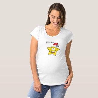 Het Overhemd van het Moederschap van de Ster van Zwangerschapskleding