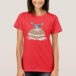 Het Overhemd van het Ongezuurde broodje pilz-e T Shirt