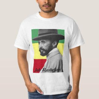 Het Overhemd van het Pet van Rastafari van Jah T Shirt