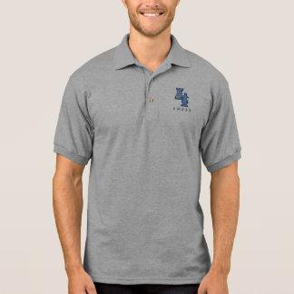Het Overhemd van het Polo van Schaakstukken
