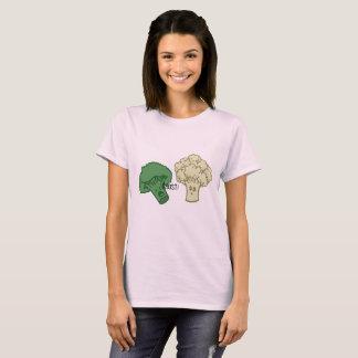 Het Overhemd van het Spook van broccoli en van de T Shirt
