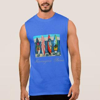 Het Overhemd van het Strand van Surfer T Shirt