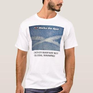 Het Overhemd van het T-shirt van Chemtrail