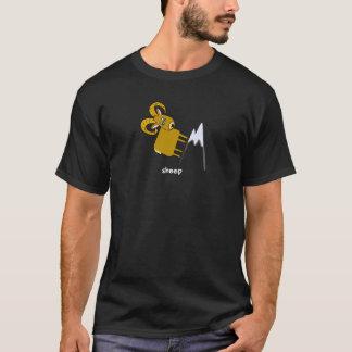 Het Overhemd van het T-shirt van de Schapen van