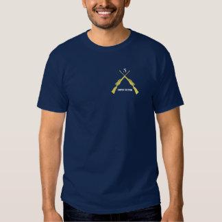 Het Overhemd van het T-shirt van de sluipschutter