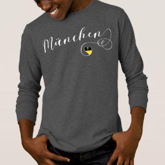 Het Overhemd van het T-shirt van het Hart van