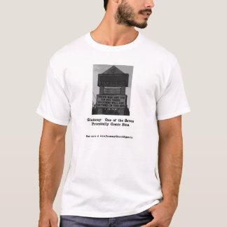 Het Overhemd van het Teken van de Kerk van de T Shirt